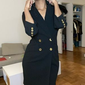 CALVIN KLEIN blazer dress